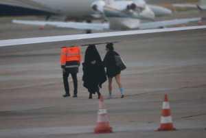 Kim Kardashian Flees France in Private Jet Following Attack